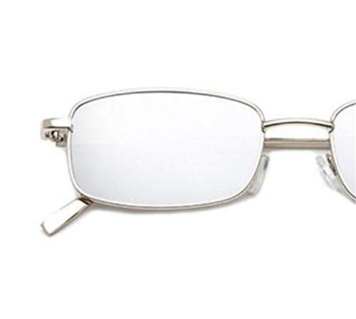 sol de marco protector viajar los de Grey de de Gafas Light moda gafas señoras señoras para conducir UV400 Las de las metal hombres Eyewear para zWw8f