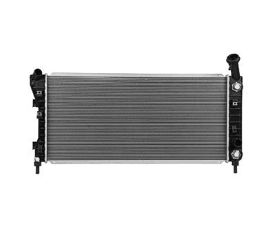 MAPM Premium Quality RADIATOR; 3.8 LTR; 6 CYLINDER IMPALA POLICE PAKCAGE; GRAND PRIX by Make Auto Parts Manufacturing