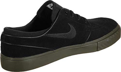 Janoski Ing Nike Zoom Sb sequoia black Black Stefan Men's cvIrIpHXq