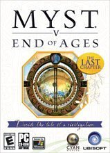 (Myst V: End of Ages - PC)