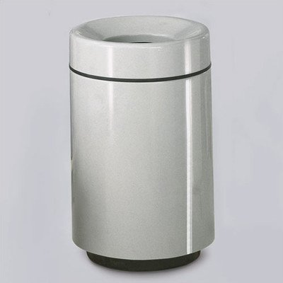 62-Gal Barclay Large Open Top Receptacle Liner: Rigid Plastic, Finish/Color: Standard Almond