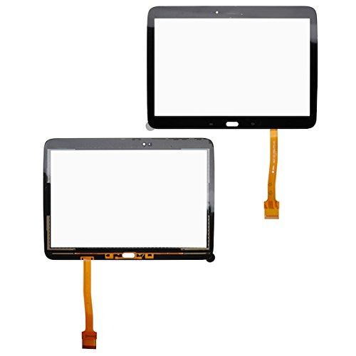 4c84cf4b68e Image Unavailable. Image not available for. Color: BisLinks For Samsung  Galaxy Tab 3 10.1 Touch Screen Digitizer Glass Black GT ...