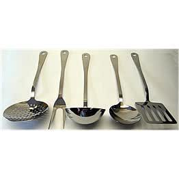 Jiminox 5 Pcs Stainless Steel Kitchen Tool Set