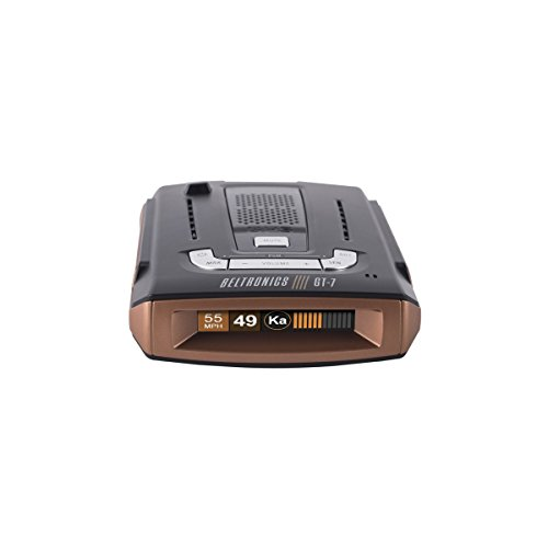 Escort Passport S55 High Performance Radar Laser Detector with RadarMount Suction Mount Bracket For Radar Detectors