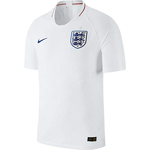 Nike 2018-2019 England Home Football Soccer T-Shirt Jersey