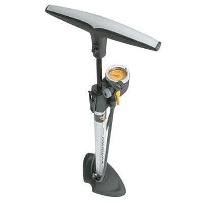 Topeak JoeBlow Sprint Floor Bike Pump : Bike Pump With Gauge : Sports & Outdoors