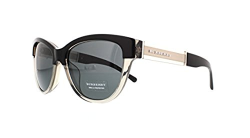 Burberry Women's BE4207 Sunglasses & Cleaning Kit Bundle