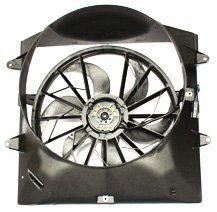 jeep grand cherokee cooling fan - 1