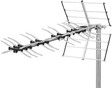 Triax Unix 52 Antena de televisión Exterior 25 dB – Antenas ...
