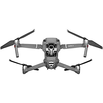 DJI Mavic 2 Zoom Drone Quadcopter with 24-48mm Optical Zoom Camera with Smart Controller Must-Have 4-Battery Bundle