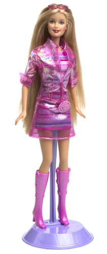 Amazon barbie cut n style doll w extra hair extensions barbie cut n style doll w extra hair extensions scissors more 2002 pmusecretfo Gallery