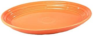 product image for Fiesta 11-5/8-Inch Oval Platter, Tangerine