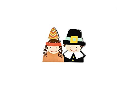 HAPPY EVERYTHING! Pilgrim and Indian Mini Attachment