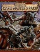 Warhammer Fantasy Roleplay Game Master's Pack