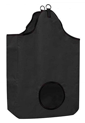 Showman Tough Tote Hay Bag Black