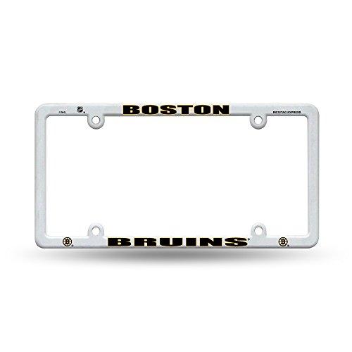 license plate frame boston bruins - 9