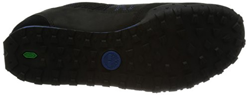 Timberland Greeley FTP_Greeley Approach Low Leather GTX - zapatilla deportiva de cuero hombre negro - negro