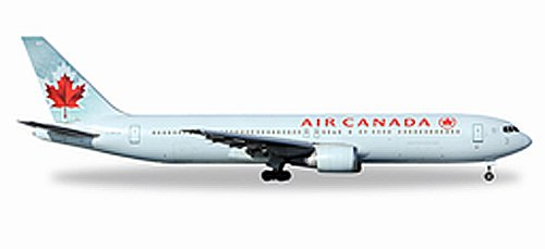 HE529389 Herpa Wings Air Canada 767-300 1:500 Model - Canada Wings