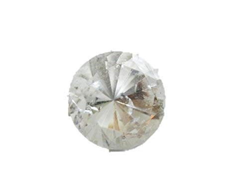 Jet Top Grade Crystal Quartz Pranic Diamond Dis-Integrator Cleansing Divine Spiritual Reiki Healing Psychic Metaphysical Esoteric Quality Meditation Relaxation Image is JUST A Reference.