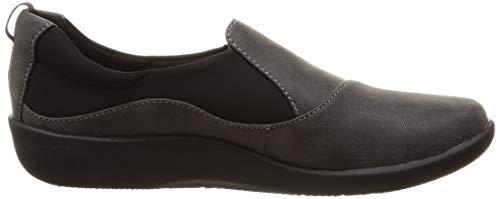 De Ville Gris Chaussures À Lacets Clarks Pour Femme FBq6wOn