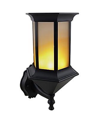 Designers Edge L-2581 100,000 Hour Super Bright LED Dusk to Dawn Coach Lantern