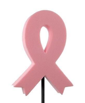 [해외]핑크 리본 유방암 인식 안테나 토퍼/Pink Ribbon Breast Cancer Awareness Antenna Topper