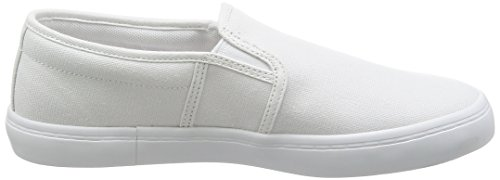 Slipon sneakers senza stringhe Gazon blu 32SPW0138 White
