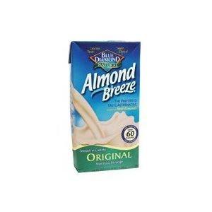 Blue Diamond Bev Almond Brze Orgnl [8 Pack] by Blue Diamond Almonds
