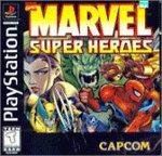Marvel Super Heroes (Marvel Vs Capcom Clash Of Super Heroes Ps1)