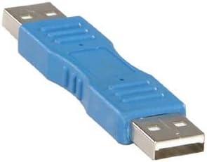 InstallerParts USB A M//M Gender Changer