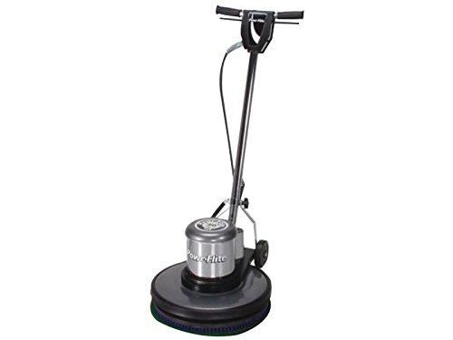 Powr-Flite C201HD Classic Metal Floor Machine, 1.5 hp, 175 RPM, 20