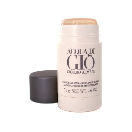 io Armani Acqua Di Gio Pour Homme Bath and Body Collection Deodorant 2.6 Ounce ()