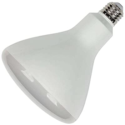 16-1/2W R40 LED Dimmable 4000K E26 (Medium) Base, 120 Volt, Box