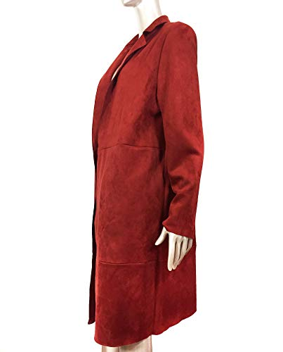 Faux 2712 Zara Suede 628 Women's Coat 7O8q8vB