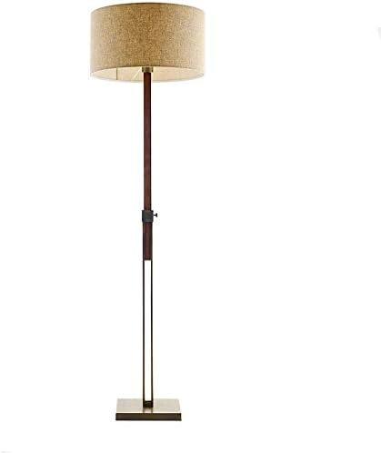 H.aetn Lámparas de pie Lámpara de pie LED Sala de Estar Sofá Dormitorio Cálido Lámpara de pie Vertical de elevación Creativa: Amazon.es: Hogar