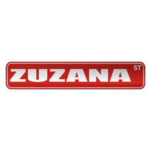 Zuzana St Street Sign Name Decorating Ideas Patio