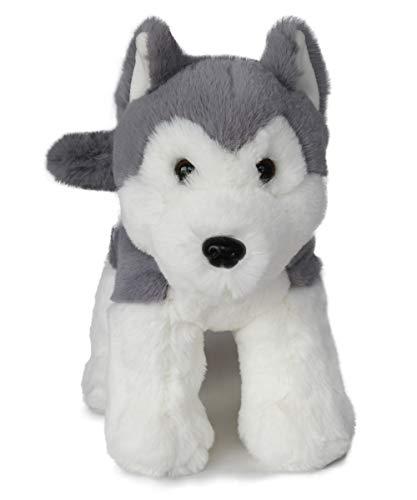 Ice King Bear Cute Husky Stuffed Animals - Plush Dog Toy - Free Shape-Shifting