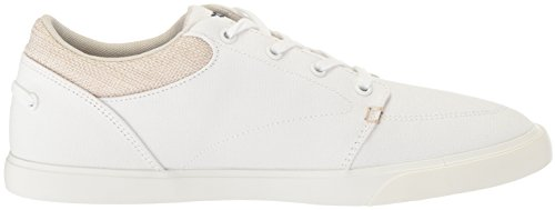 Sneaker Lacoste Mens Bayliss Canvas Bianco