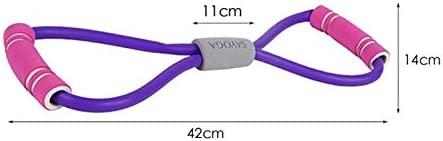 TECHWAY Gym - Cinturón elástico de Resistencia de látex para ...