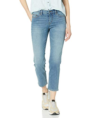 Amazon Brand - Goodthreads Women's Mid-Rise Girlfriend Jean