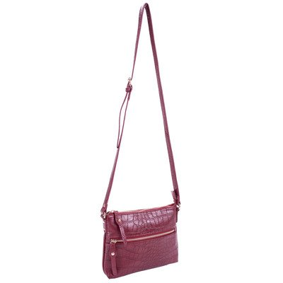 parinda-ashen-textured-faux-leather-crossbody-bagred