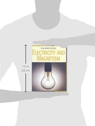 Electricity and Magnetism (Real World Science) by Brand: Cherry Lake Publishing (Image #1)