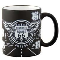 San Francisco Coffee Mug Historic Route 66 Coffee Mug 11 oz SFMUGOLOA ()