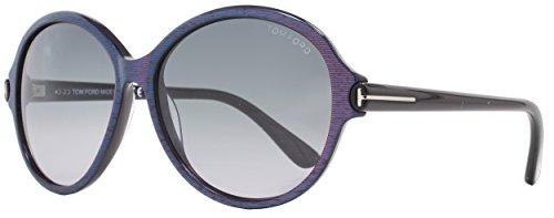 Tom Ford Milena Sunglasses, Purple, - Purple Tom Ford Sunglasses