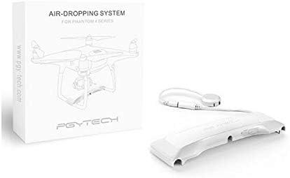 HELEISH Air Thrower P/êche Anneau De Mariage Cadeaux Livraison Syst/ème Drop for DJI Phantom 4 Pro V2.0 Drone Pi/èces dassemblage de Bricolage