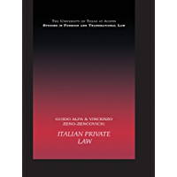 Italian Private Law (UT Austin Studies in Foreign and Transnational Law)
