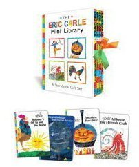 The Eric Carle Mini Library: A Storybook Gift Set (The