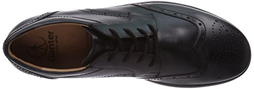 Ganter Richelieu schwarz Weite 01000 G Men's Greg UqvPwz