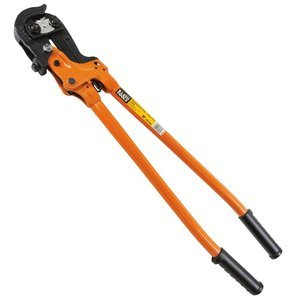 Klein Tools 63RBCHD Heavy-Duty Ratcheting Bolt Cutter by Klein Tools