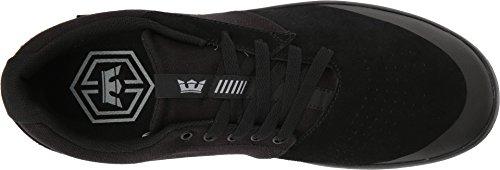 Shoes Supra Shifter black Mens Black Skate xwpwSTC